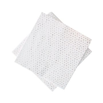 Rose Gold Spotty Paper Napkins
